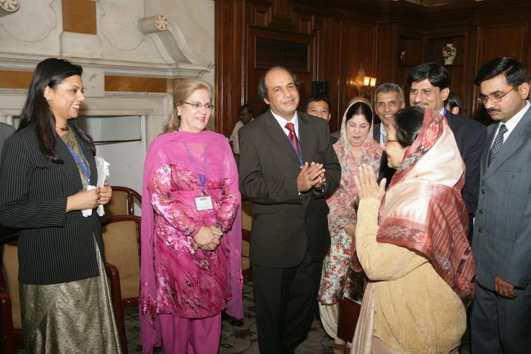 President Pratibha Patil at Rashtrpati Bhawa