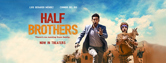 Half Brothers - Review
