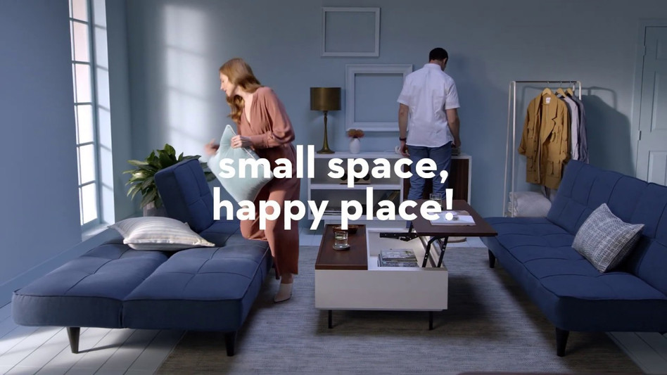 Living Spaces - Small Spaces