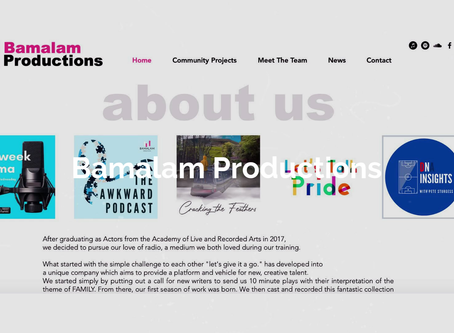 Check out our new site!