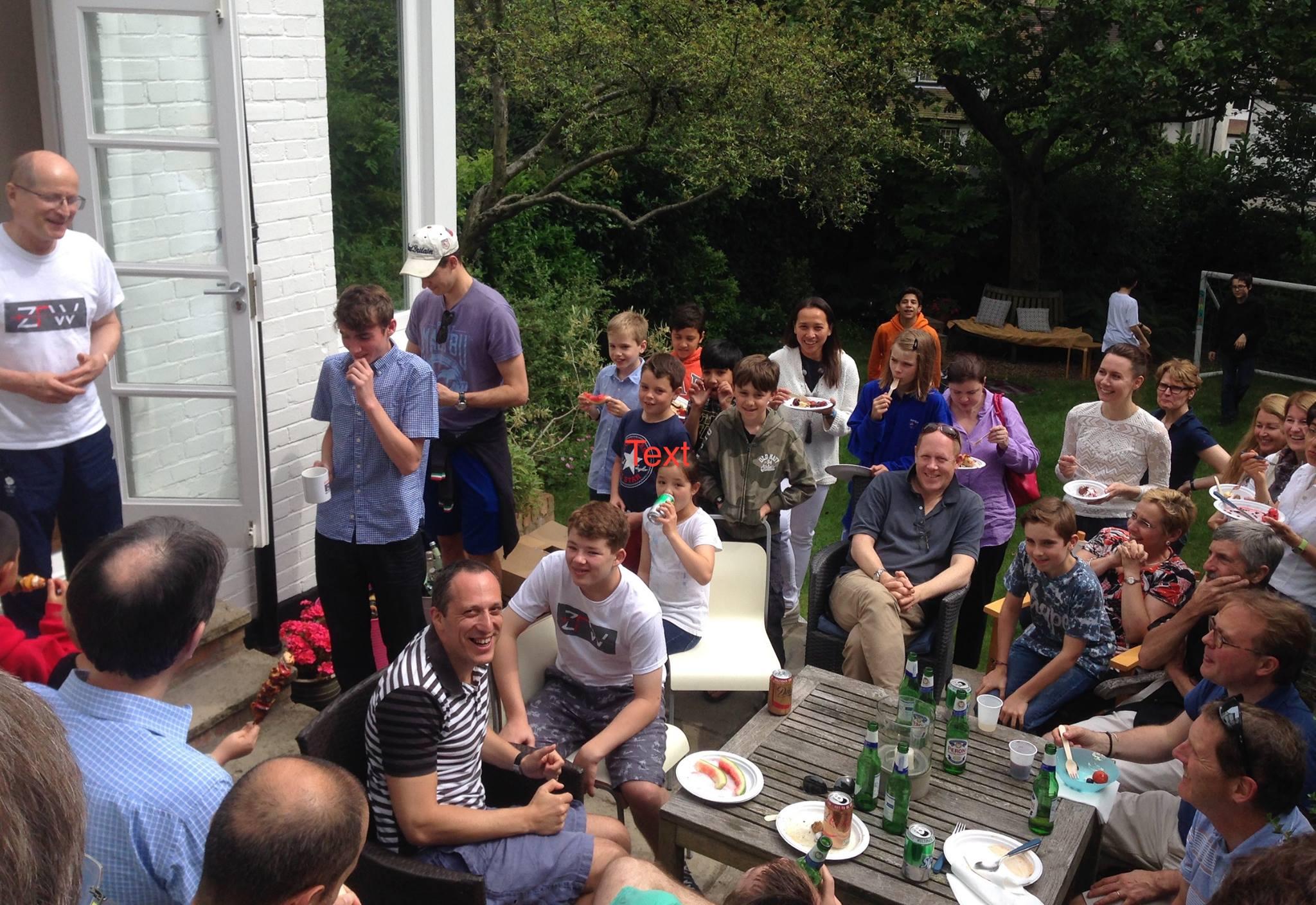 Summer Social 2016