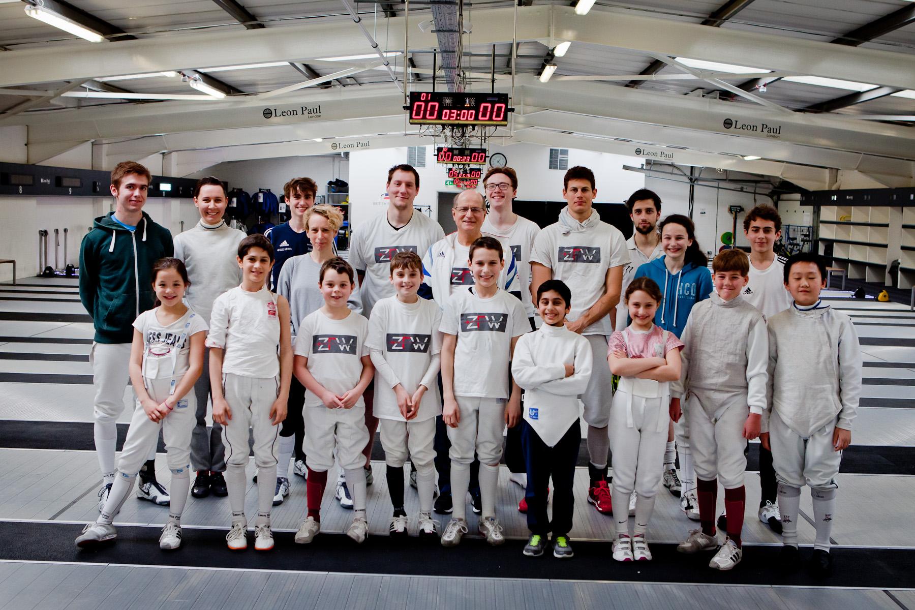 Zfw Fencing Club