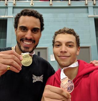 Davis Wins British Championships