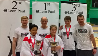 ZFW Fencers Dominate England Youth Championships