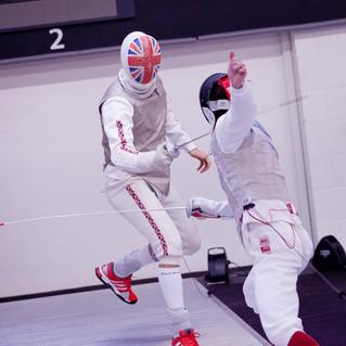 British fencing great Richard Kruse retires