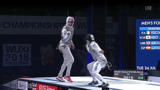 Richard Kruse shines with silver at World Champs