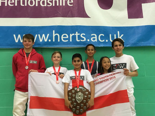 UNDER-11 FENCER CROWNED ENGLAND YOUTH CHAMPION