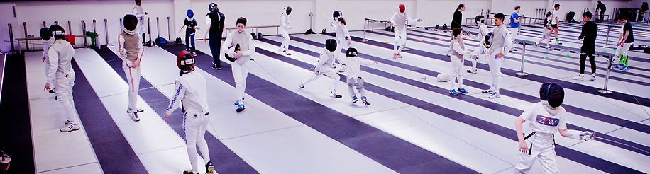 ZFW Easter Fencing Camp 2019