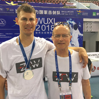 KRUSE TAKES SILVER AT WORLD CHAMPS
