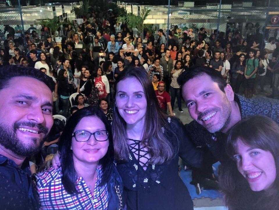 Bienal Campos / RJ 2018