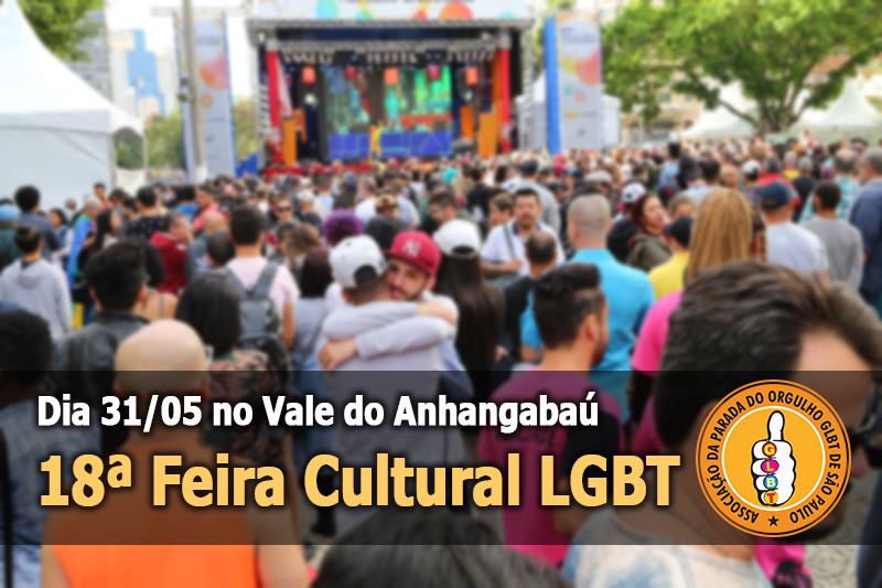 Feira Cultural LGBT 2018