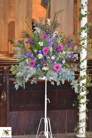 pedistal display purple blue teal.jpg