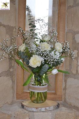 floral passion alcove pickle jar vase wh