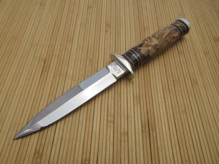 Spaulted Maple Dagger