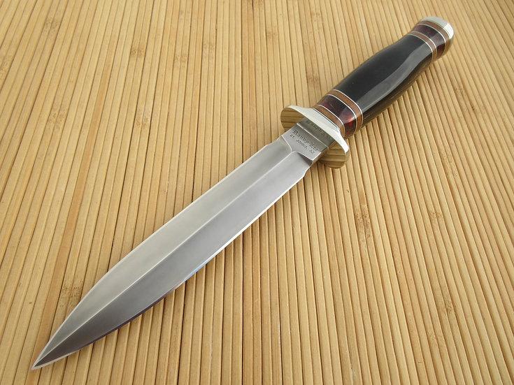Water Buffalo Horn Dagger