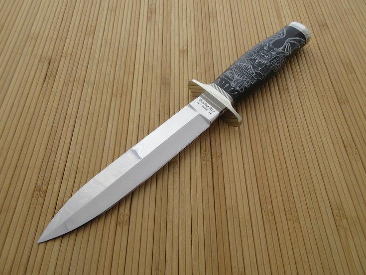 Water Buffalo Dagger