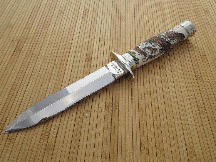 Scrimmed Dragon Dagger