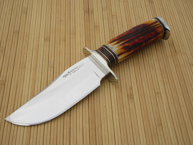 Amber Stag Bowie