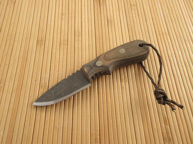 G-Wood Neck Knife