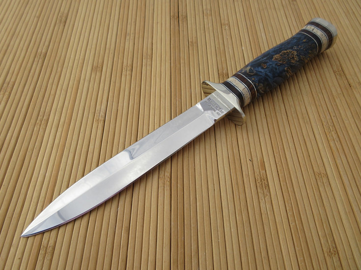 Blue Box Elder Dagger