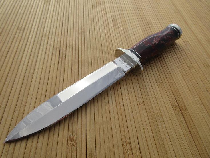 Raffir Red Stripes Dagger