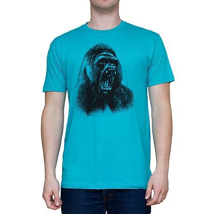 Guys Going Ape Teal T-shirt