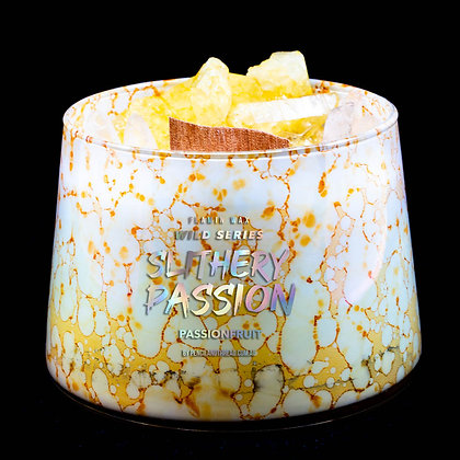 Slithery Passion Flamin Wax Wild Series Gemstone Soy Candle