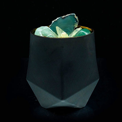 Wicked Flamin Wax Soy Candle Gemstone Series