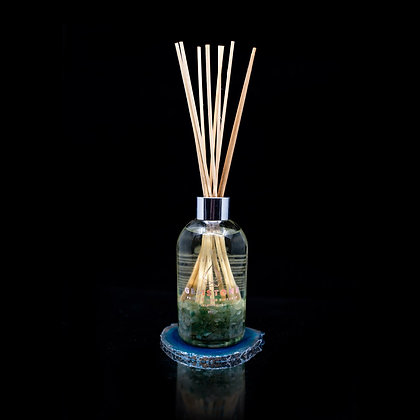 Wicked with Green Aventurine Flamin Wax Gemstone Diffuser
