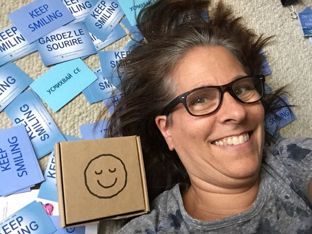Practicing SMILE-UPs℠ In The World . . . A Biopsy Story