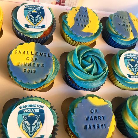 Warrington Cupcakes