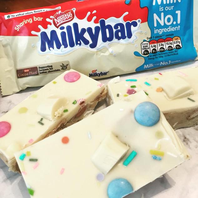 Milkybar Rocky Road