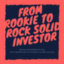 Rental House Profits and RevNyou investment course from Rookie to Rock solid investor