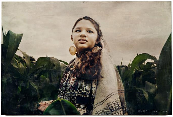 Corn Woman (Ashlynn Kumar)