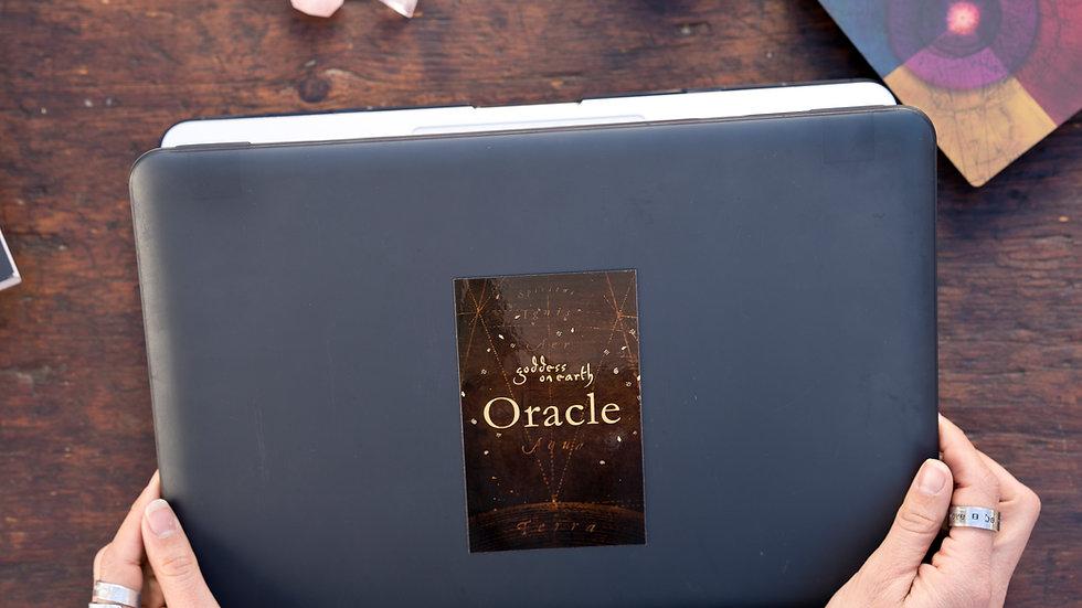 ORACLE Sticker