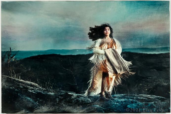 Cyclone Woman (Nakia Powell)