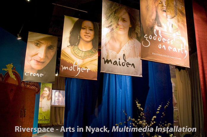 Riverspace, Arts in Nyack