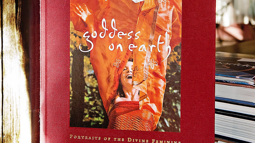 Goddess on Earth Portraits of the Divine Feminine