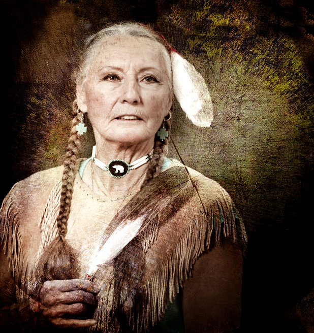 White Buffalo Woman (Brooke Medicine Eag