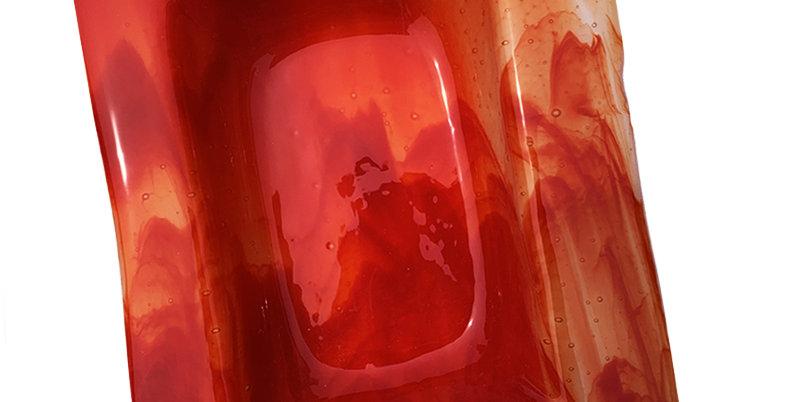 Red Smoky Ashtray - Small