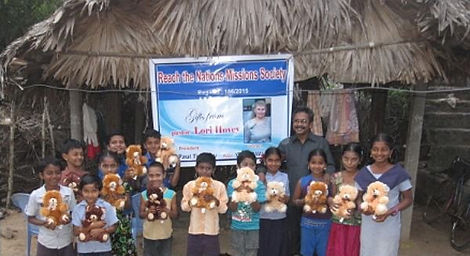Sponsored Orphans in India