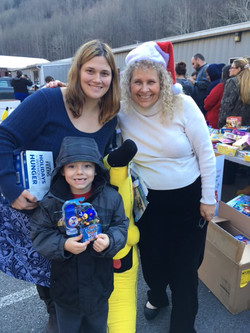 Grundy Food and Toy Distribution