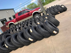 Another truck load of Dakar mt tires. Best tires on the market guaranteed