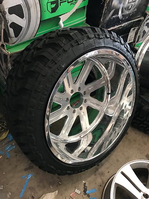 Dakar M/T III tire size 37x13.50r26