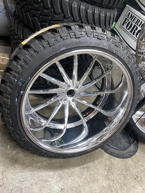 Dakar M/T III tire size 40x15.50r28