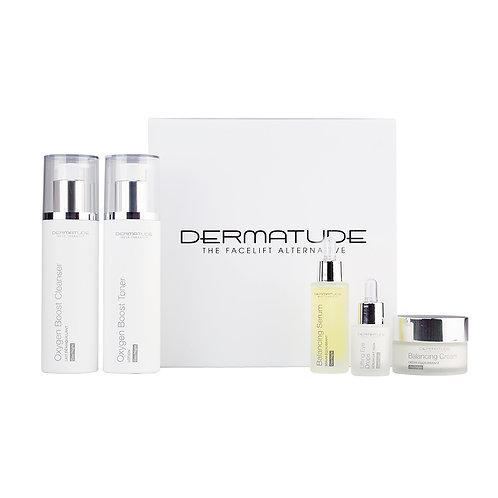 Dermatude Balancing Skin Care Set