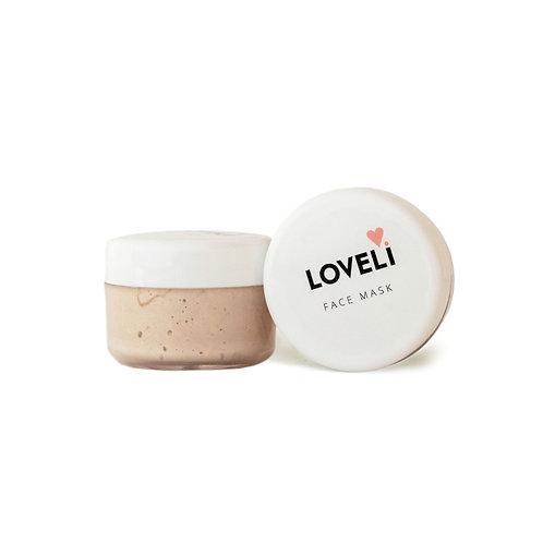 Loveli Face Mask travelsize 15 ml