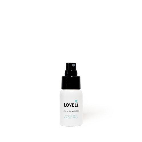 Loveli Hand Sanitizer travelsize 30 ml