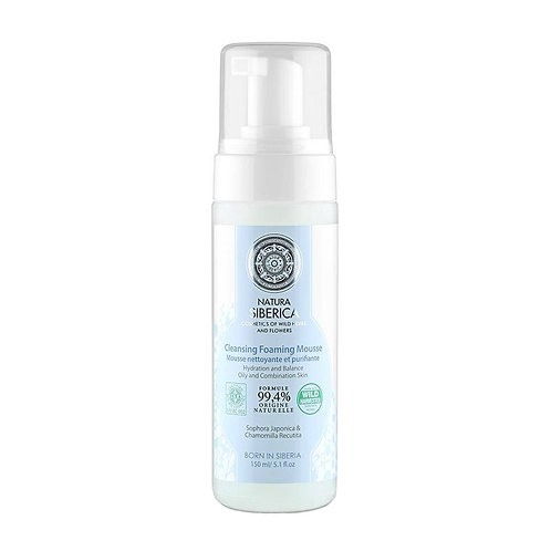 Natura Siberica Cleansing Foaming Mousse 150 ml