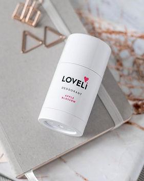 LOVELI deodorant producten - Your Style.
